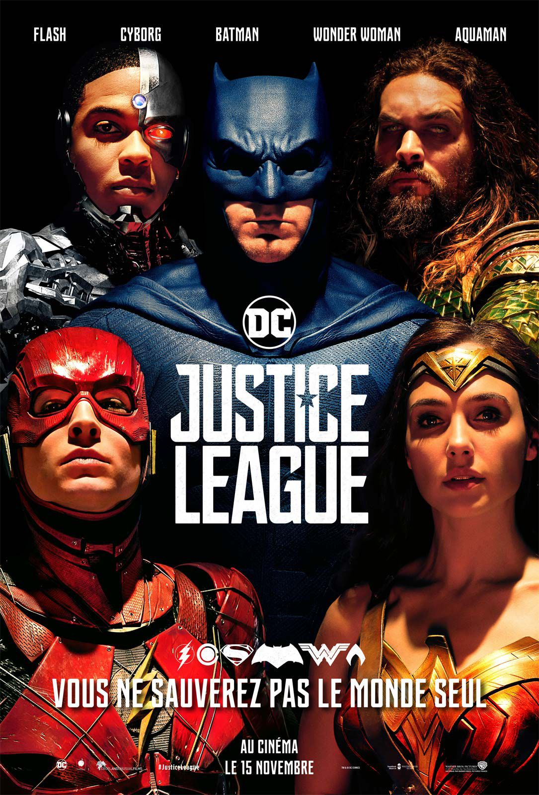 Justice League - Film (2017) streaming VF gratuit complet