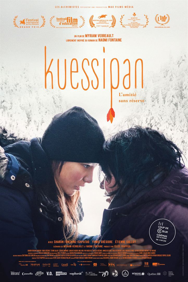 Kuessipan - Film (2021) streaming VF gratuit complet