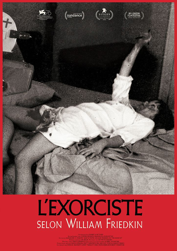 L'Exorciste selon William Friedkin - Documentaire (2021) streaming VF gratuit complet