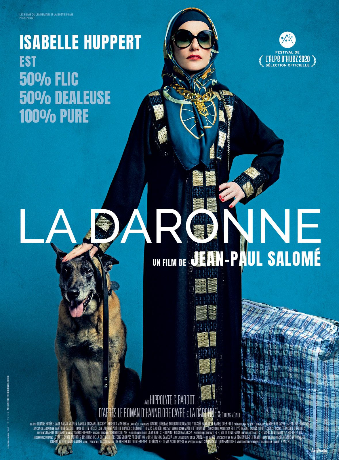 La Daronne - Film (2020) streaming VF gratuit complet