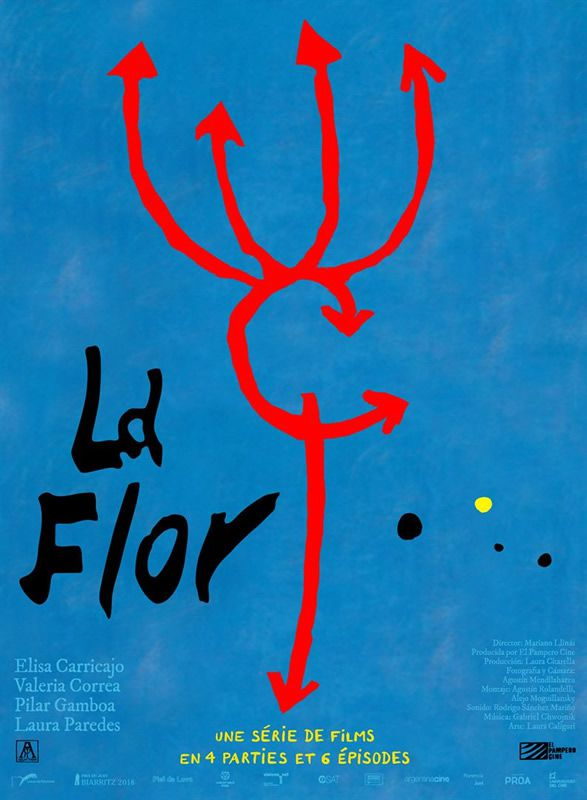 La Flor - Film (2018) streaming VF gratuit complet