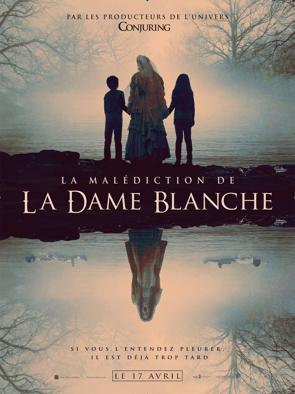 La Malédiction de la Dame blanche - Film (2019) streaming VF gratuit complet