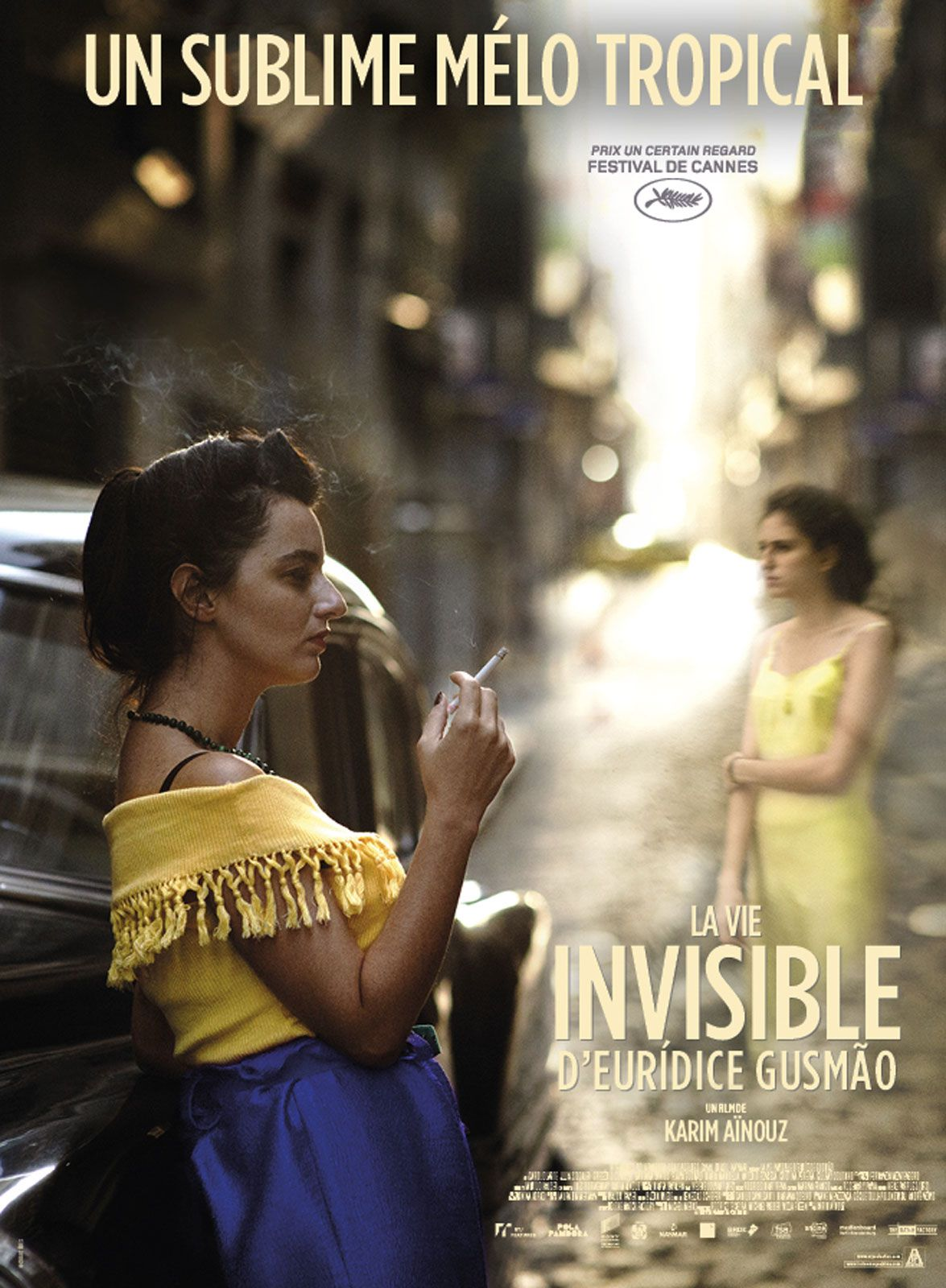 La Vie invisible d'Euridice Gusmão - Film (2019) streaming VF gratuit complet