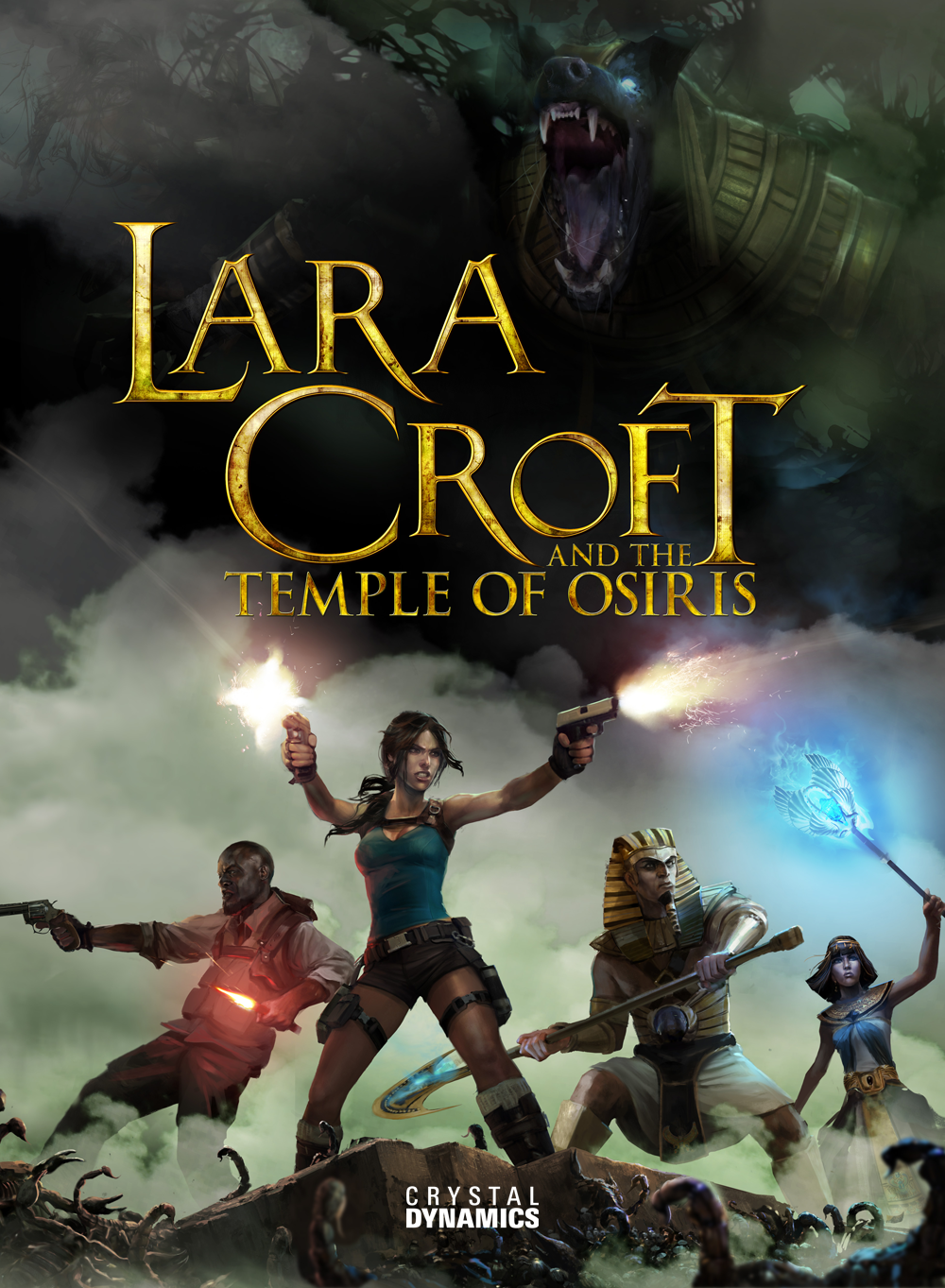 Film Lara Croft and the Temple of Osiris (2014)  - Jeu vidéo
