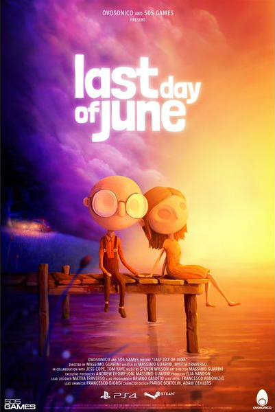Last Day Of June (2017)  - Jeu vidéo streaming VF gratuit complet