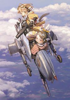 Last Exile: Fam, the Silver Wing - Anime (2011) streaming VF gratuit complet