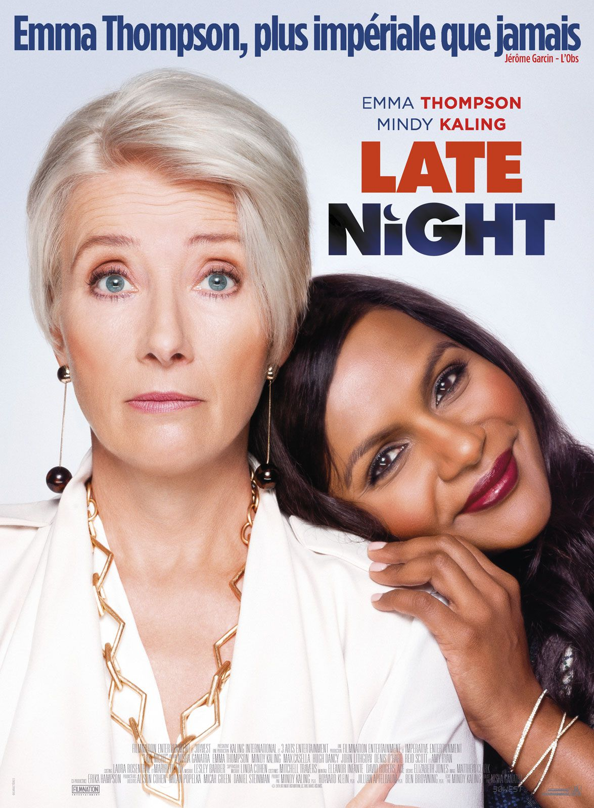 Late Night - Film (2019) streaming VF gratuit complet