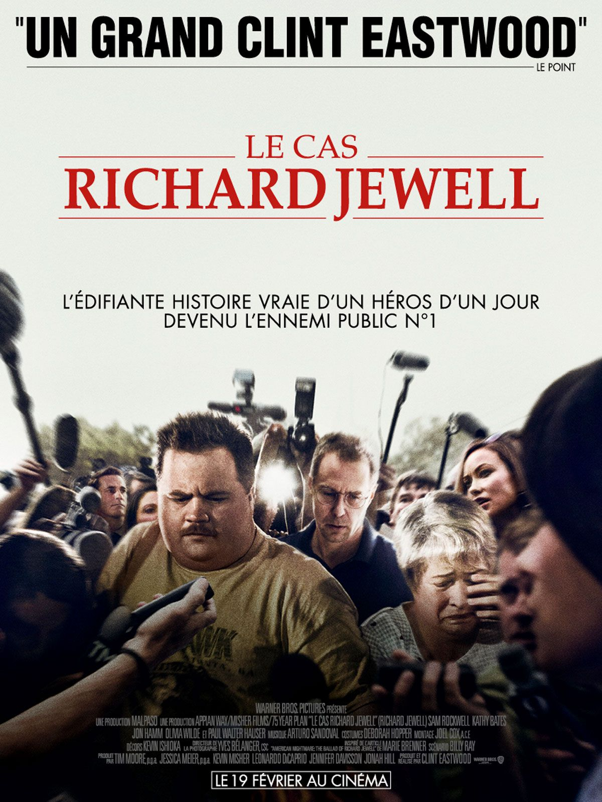 Le Cas Richard Jewell - Film (2020) streaming VF gratuit complet