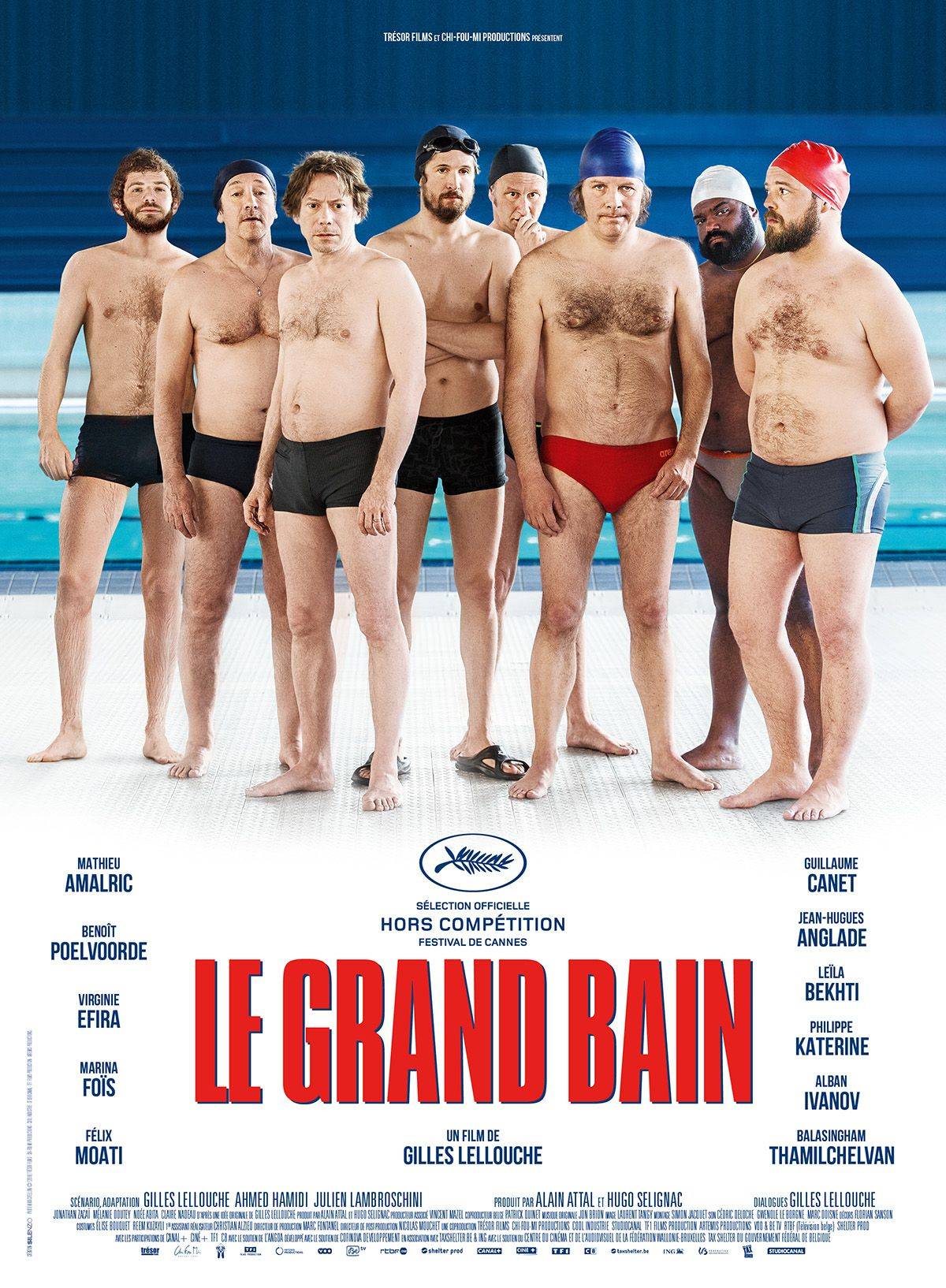 Le Grand Bain - Film (2018) streaming VF gratuit complet