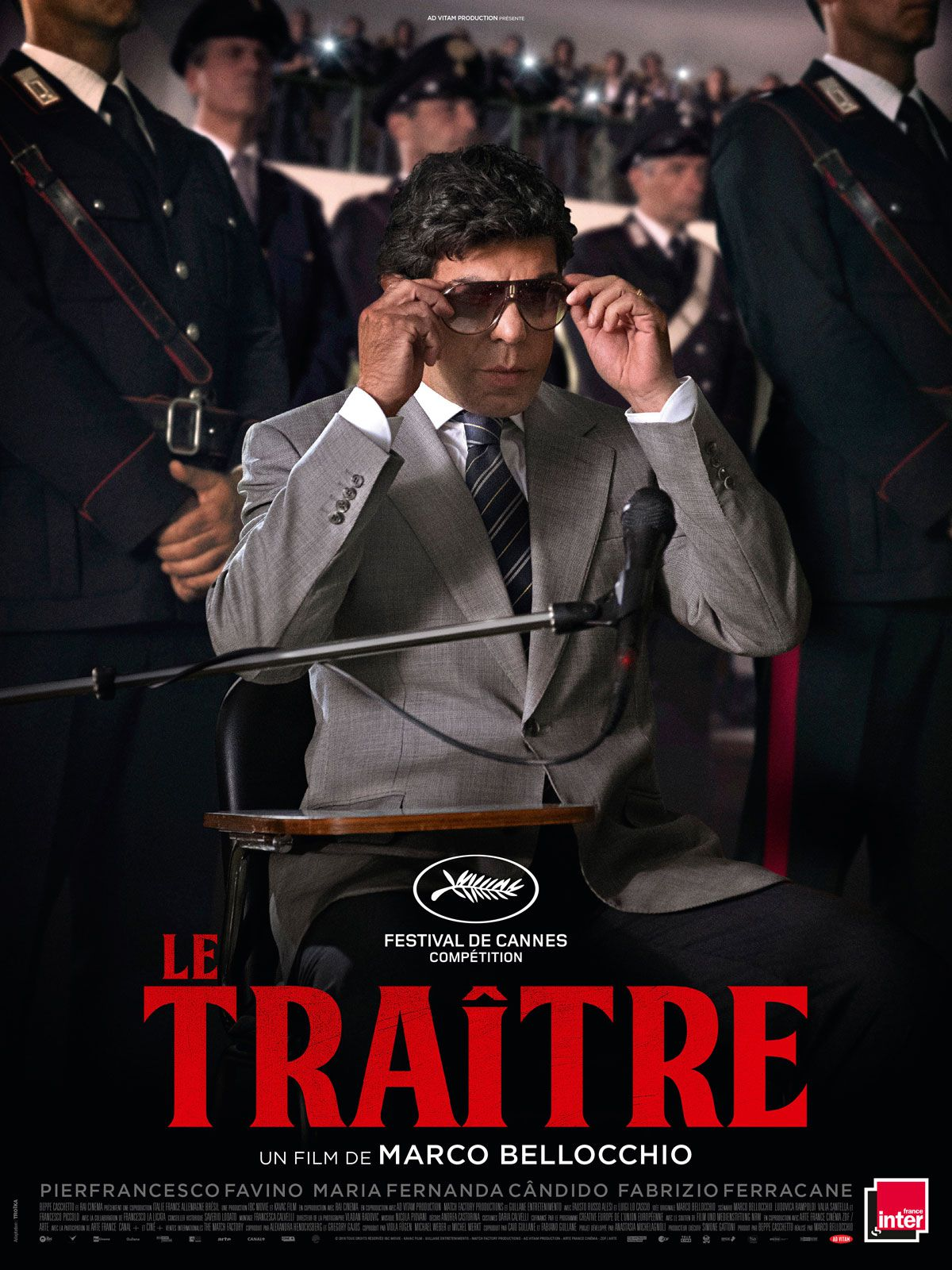Le Traître - Film (2019) streaming VF gratuit complet