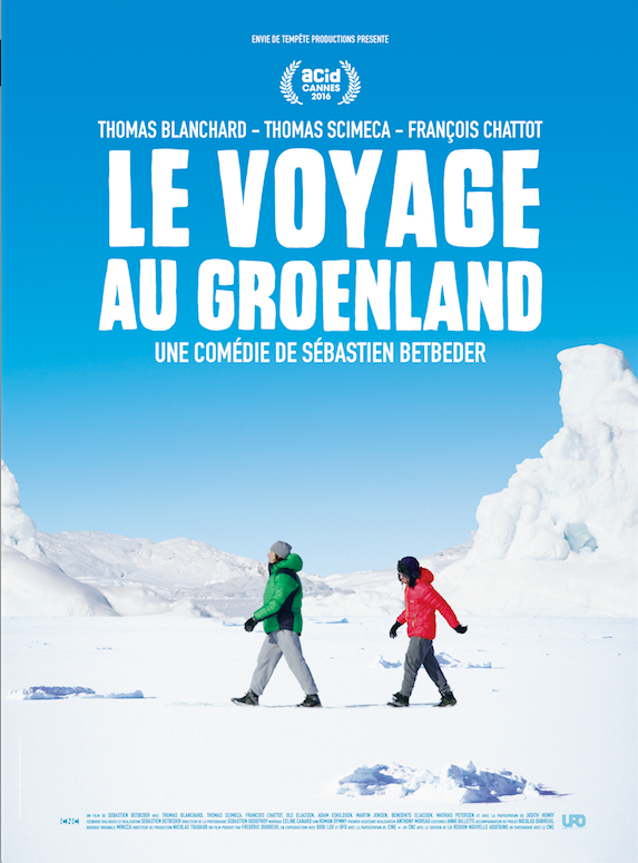 Le Voyage au Groenland - Film (2016) streaming VF gratuit complet