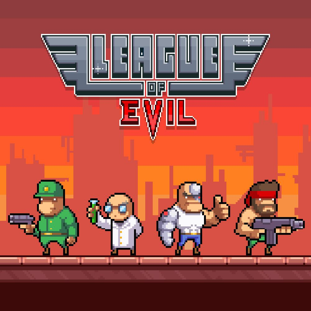 League of Evil (2016)  - Jeu vidéo streaming VF gratuit complet