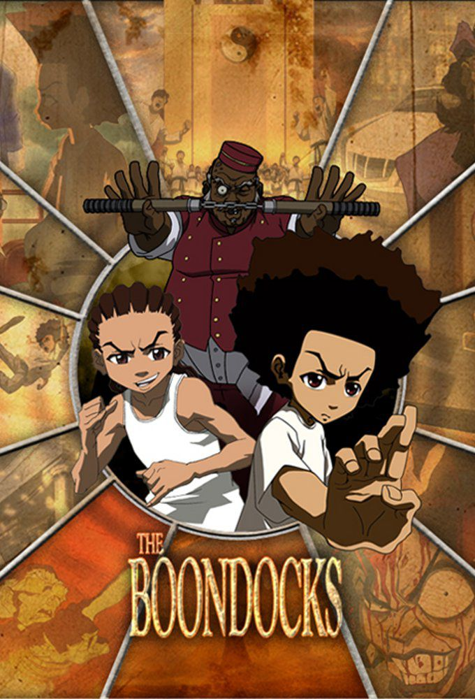 Les Boondocks - Série (2005) streaming VF gratuit complet