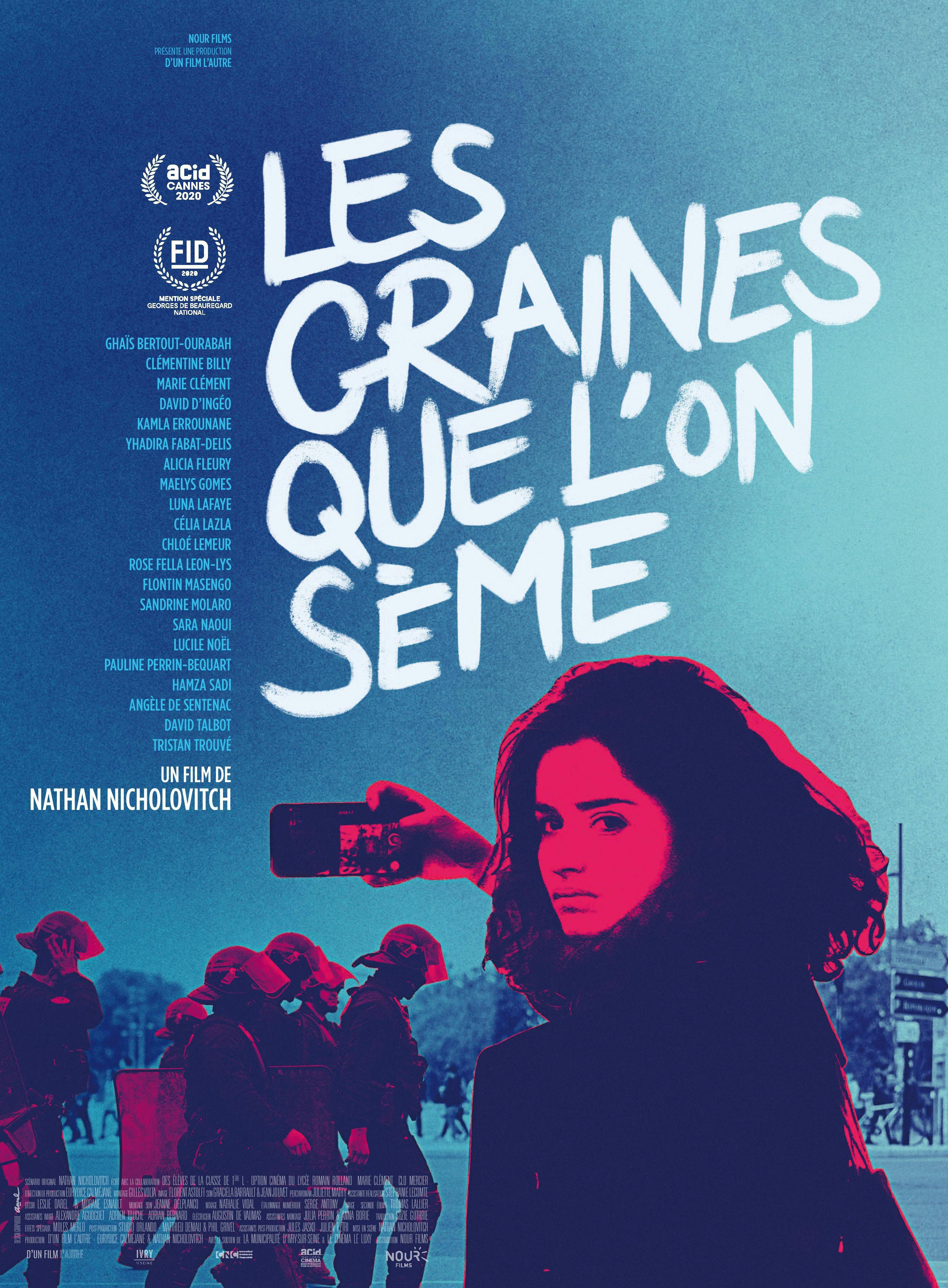 Voir Film Les Graines que l'on sème - Documentaire (2021) streaming VF gratuit complet
