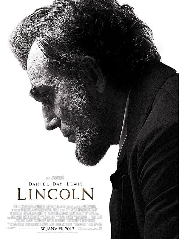 Lincoln - Film (2012) streaming VF gratuit complet