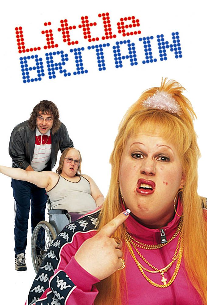 Little Britain - Série (2003) streaming VF gratuit complet