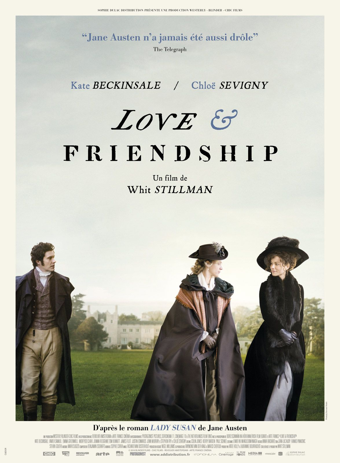 Love & Friendship - Film (2016) streaming VF gratuit complet
