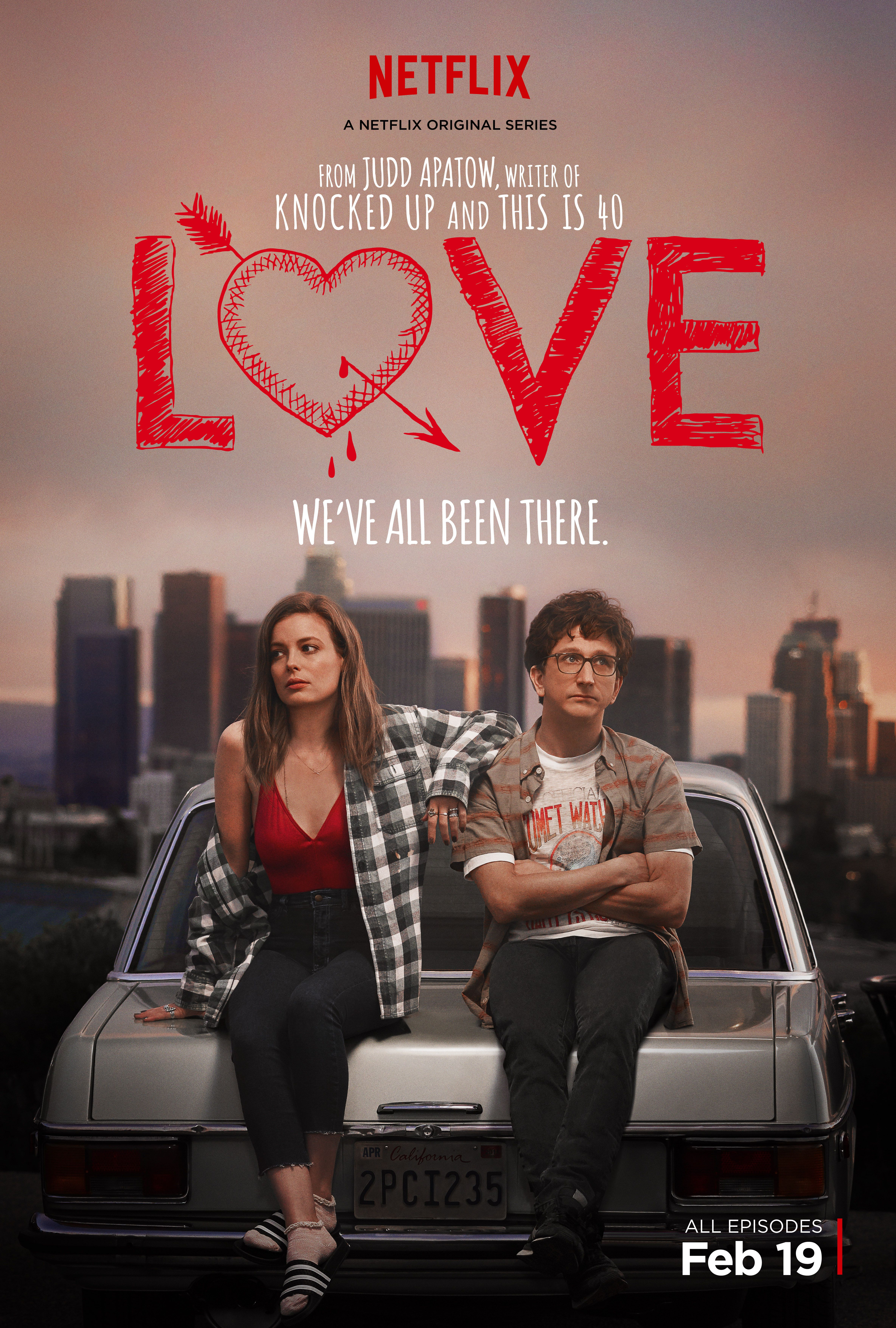 Love - Série (2016) streaming VF gratuit complet