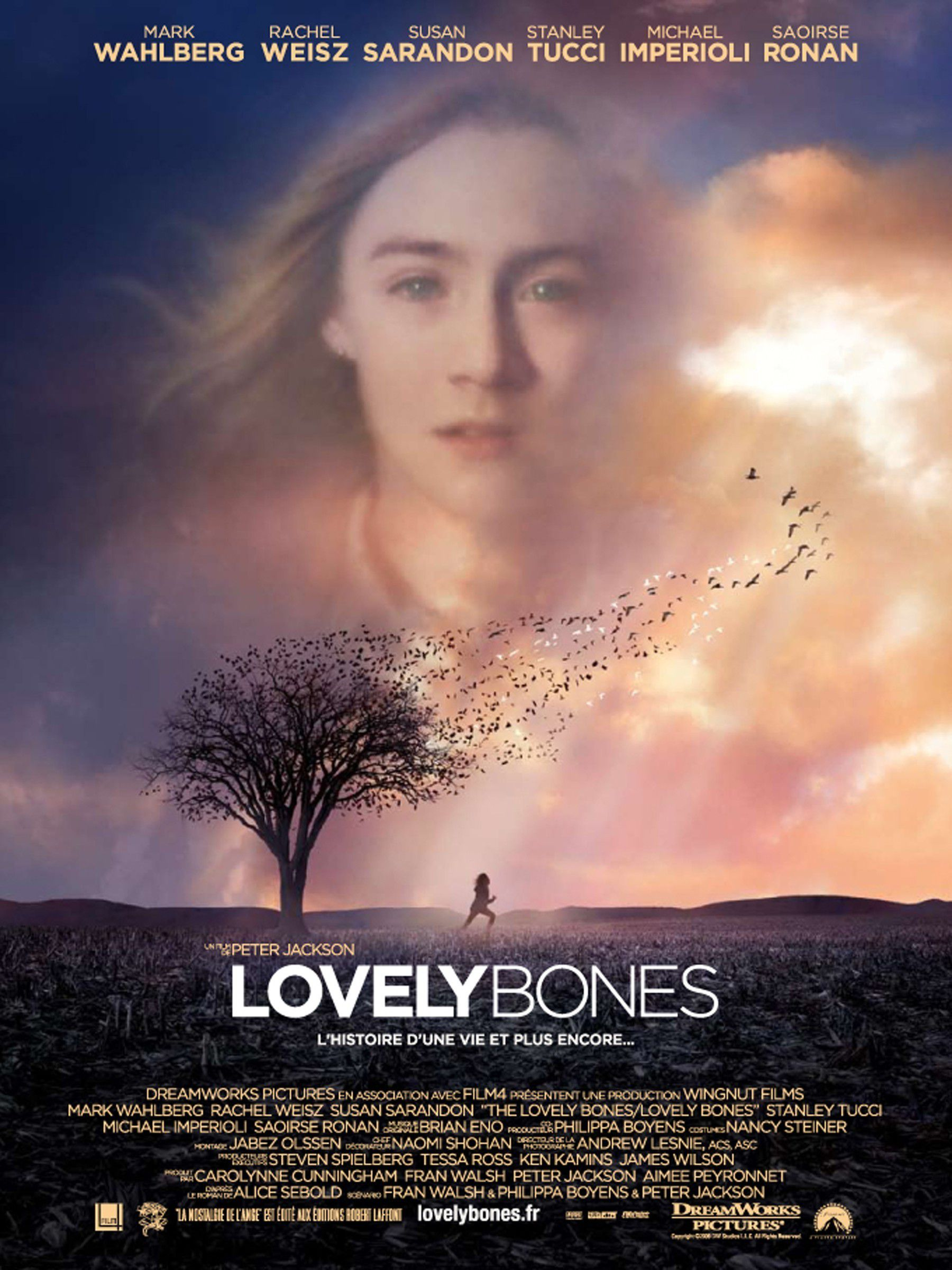 Lovely Bones - Film (2009) streaming VF gratuit complet