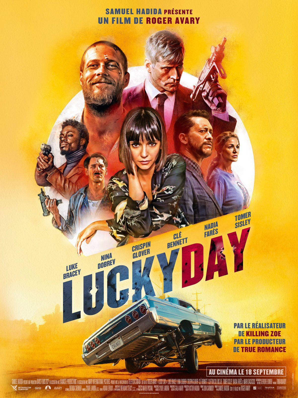 Lucky Day - Film (2019) streaming VF gratuit complet