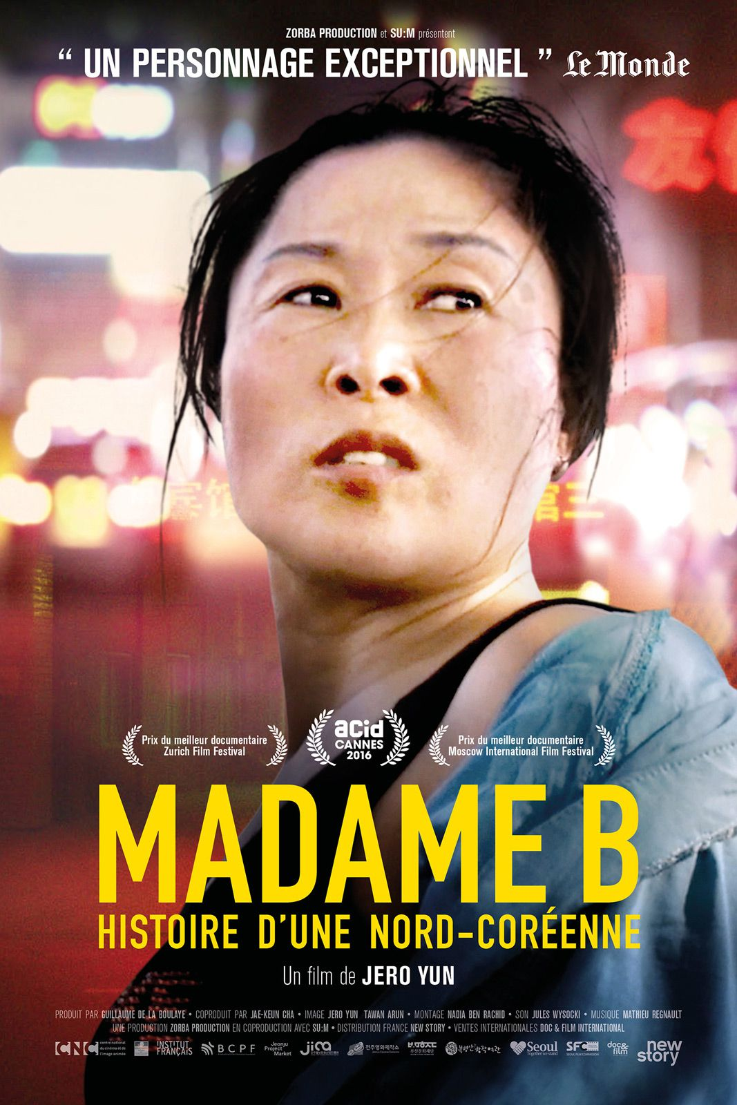 Madame B., histoire d'une Nord-Coréenne - Documentaire (2017) streaming VF gratuit complet