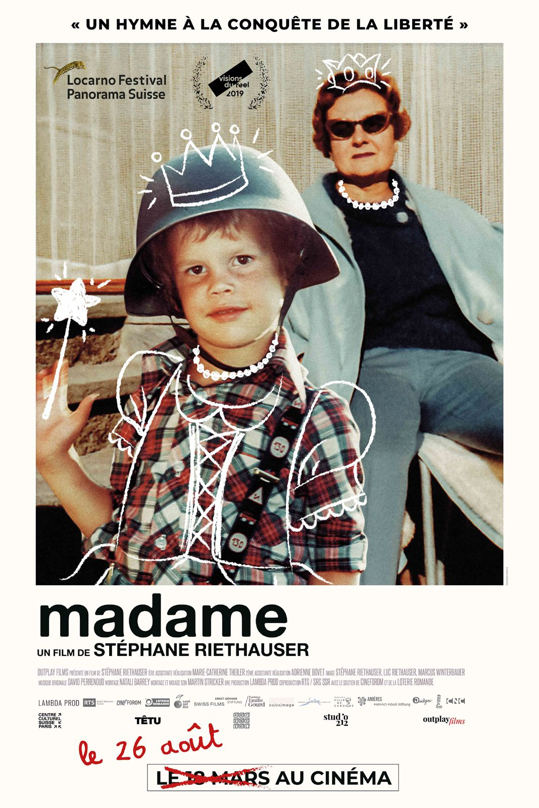 Madame - Documentaire (2020) streaming VF gratuit complet