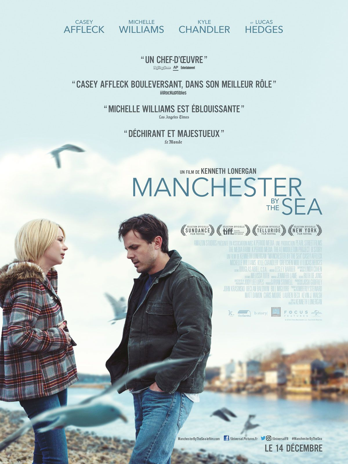 Manchester by the Sea - Film (2016) streaming VF gratuit complet
