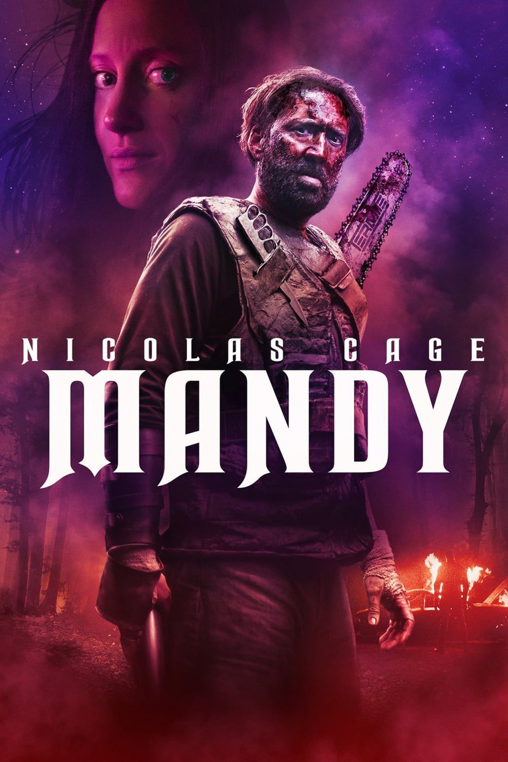 Mandy - Film (2018) streaming VF gratuit complet
