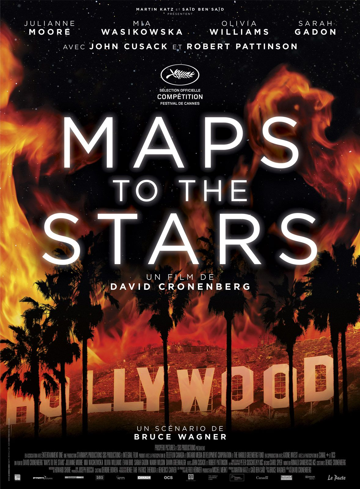Maps to the Stars - Film (2014) streaming VF gratuit complet