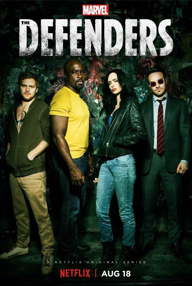 Marvel's The Defenders - Série (2017) streaming VF gratuit complet