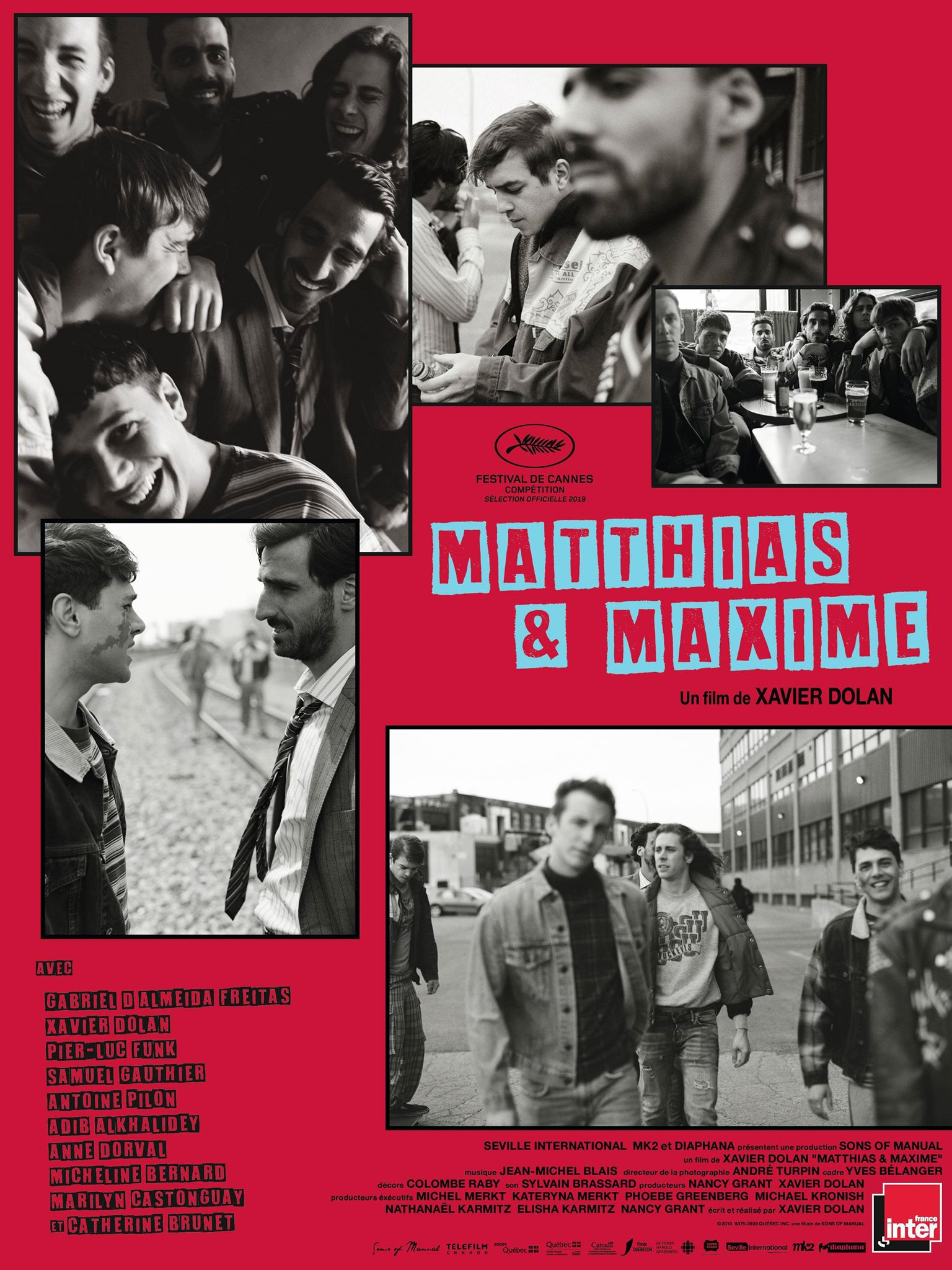 Matthias & Maxime - Film (2019) streaming VF gratuit complet