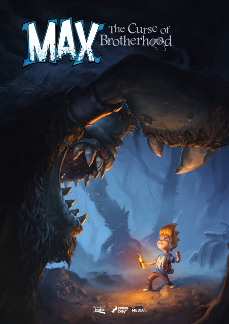 Max : The Curse of Brotherhood (2013)  - Jeu vidéo streaming VF gratuit complet
