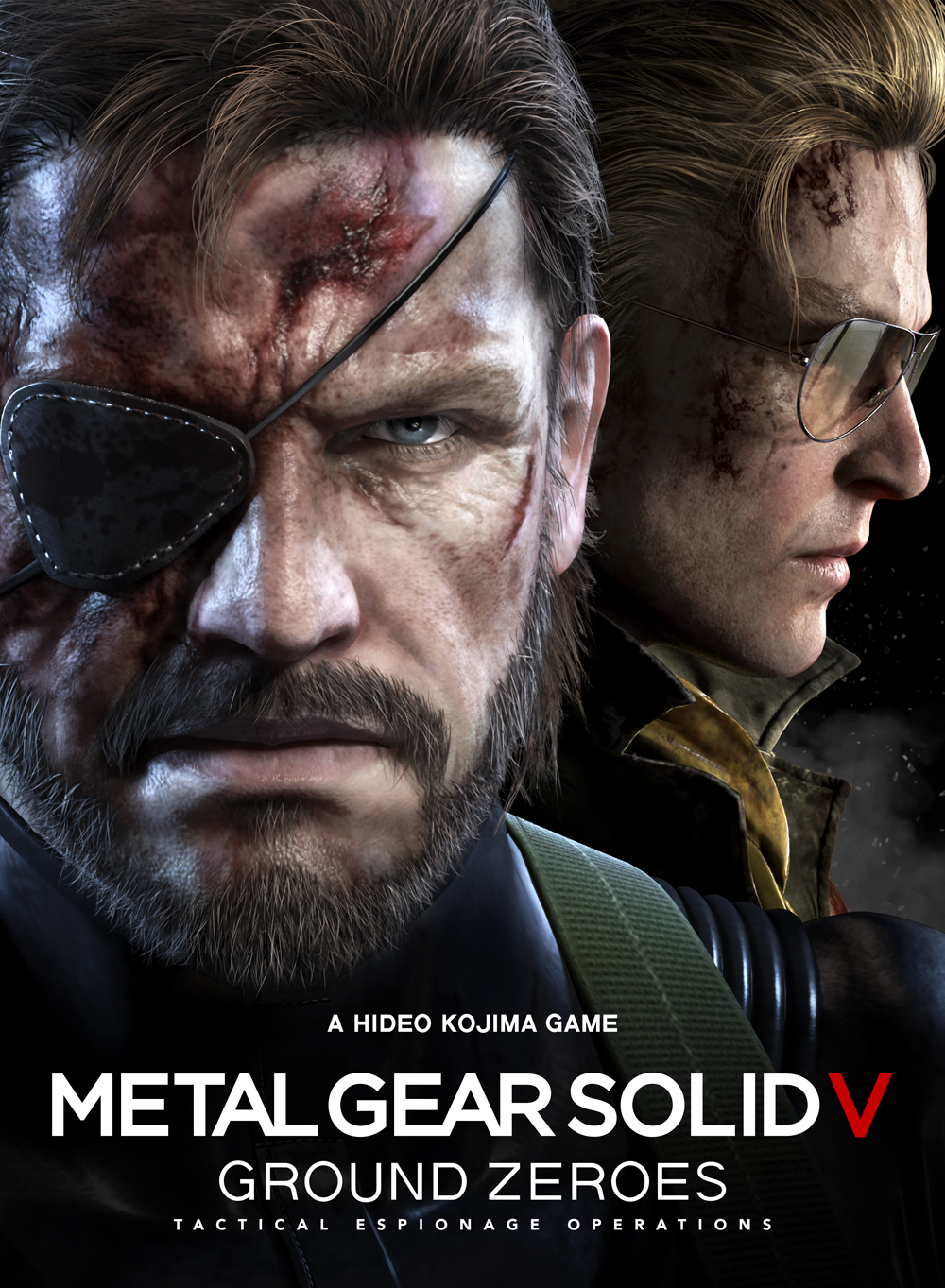 Metal Gear Solid V : Ground Zeroes (2014)  - Jeu vidéo streaming VF gratuit complet