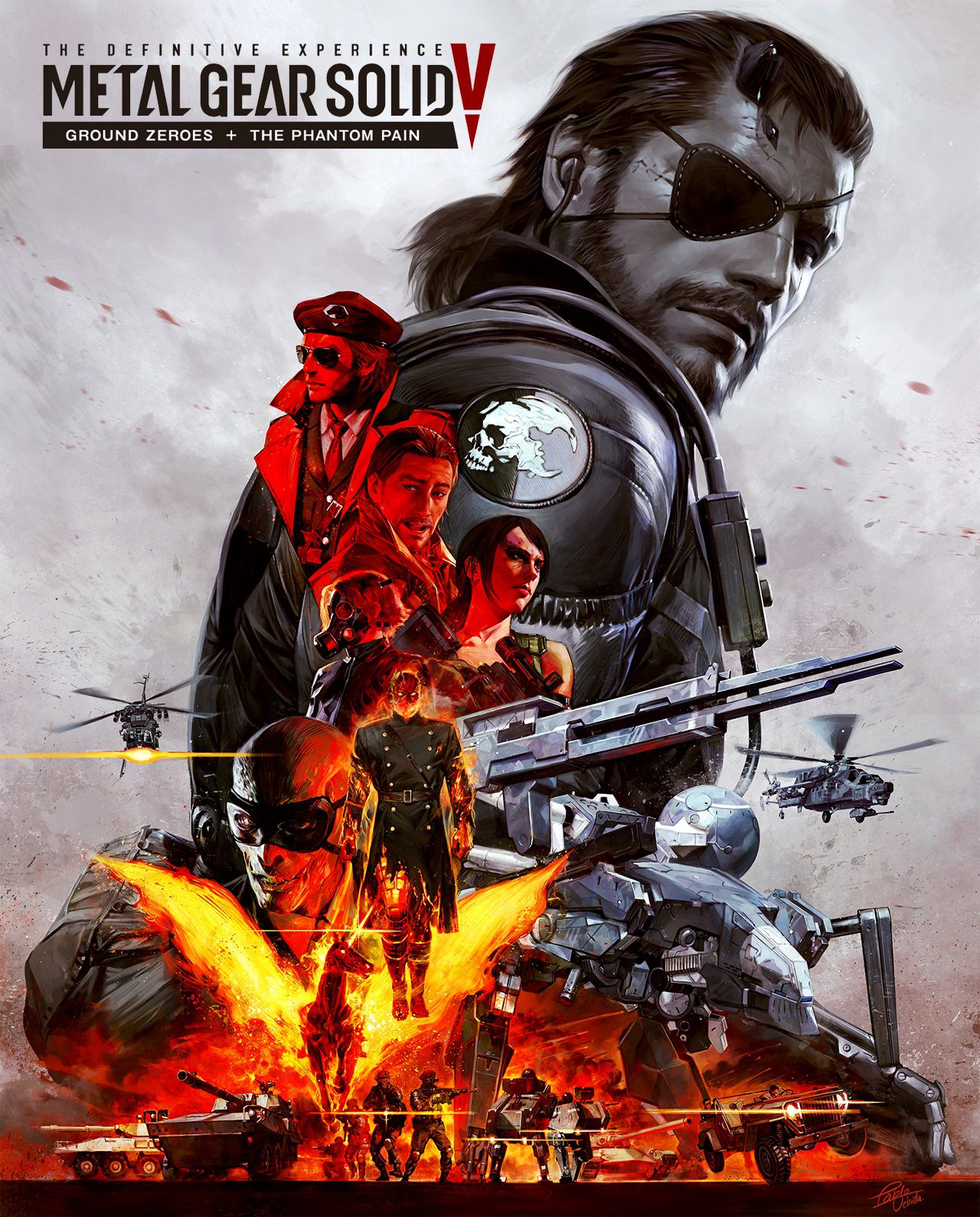 Metal Gear Solid V : The Definitive Experience (2016)  - Jeu vidéo streaming VF gratuit complet