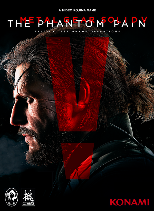 Metal Gear Solid V : The Phantom Pain (2015)  - Jeu vidéo streaming VF gratuit complet