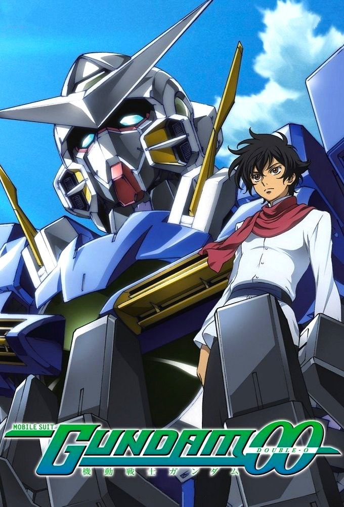Mobile Suit Gundam 00 - Anime (2007) streaming VF gratuit complet