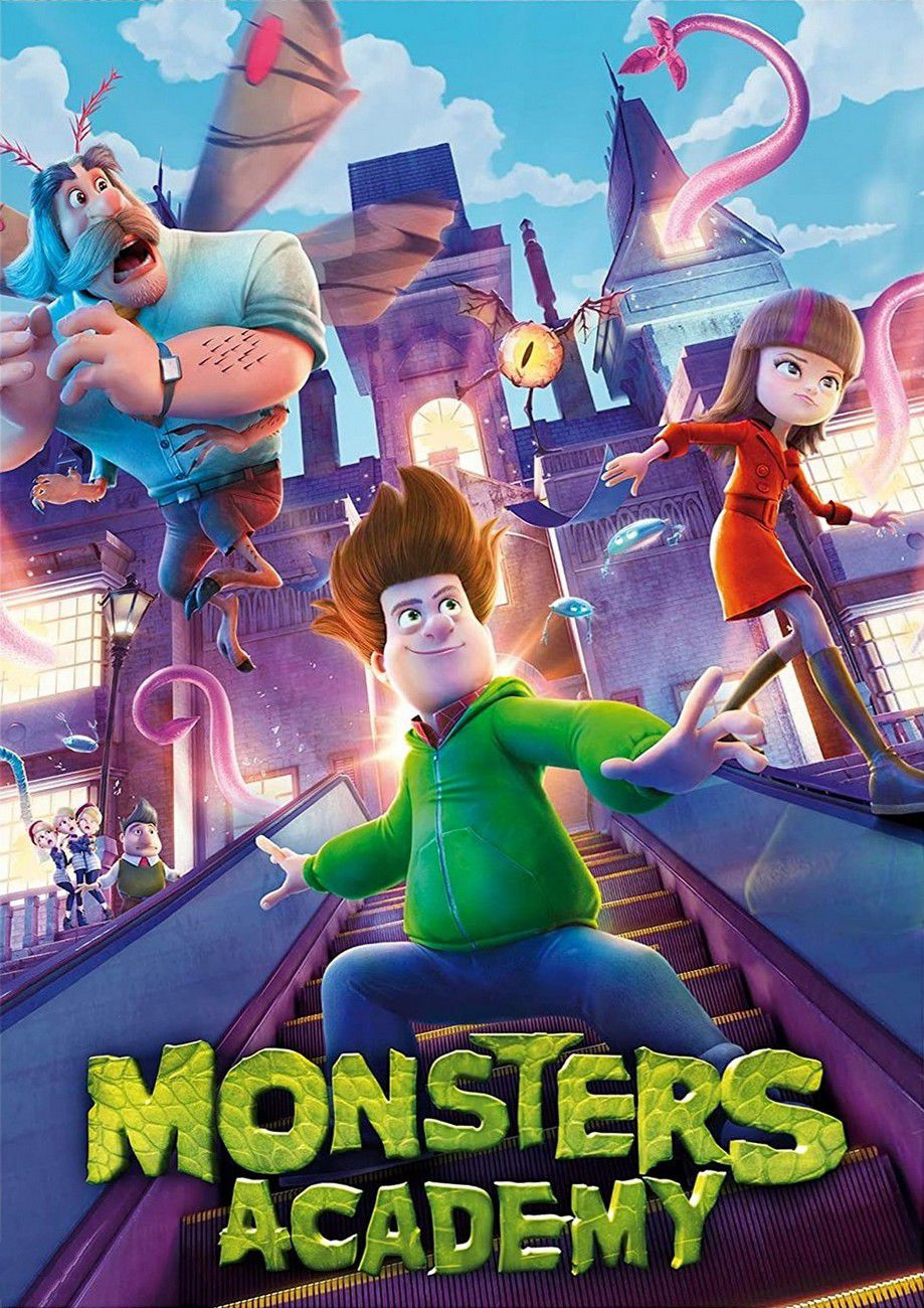 Monsters Academy - Long-métrage d'animation (2020) streaming VF gratuit complet