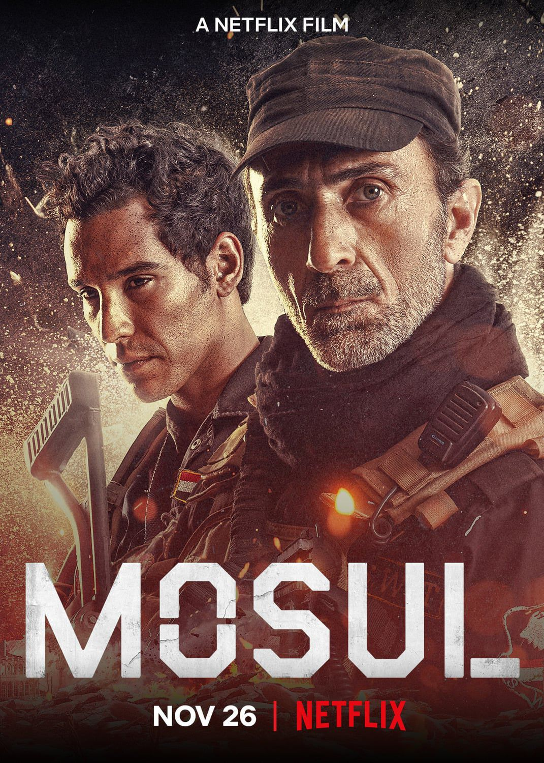 Voir Film Mosul - Film (2020) streaming VF gratuit complet