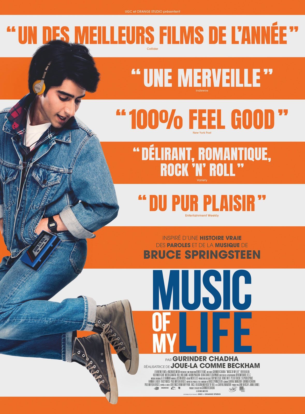 Music of My Life - Film (2019) streaming VF gratuit complet