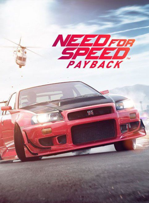 Need For Speed : Payback (2017)  - Jeu vidéo streaming VF gratuit complet
