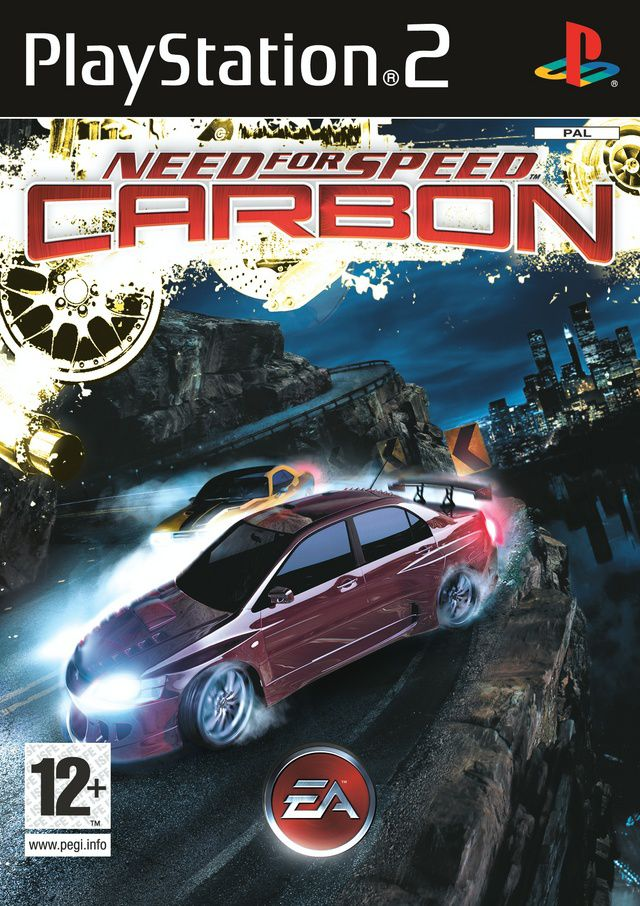 Need for Speed Carbon (2006)  - Jeu vidéo streaming VF gratuit complet