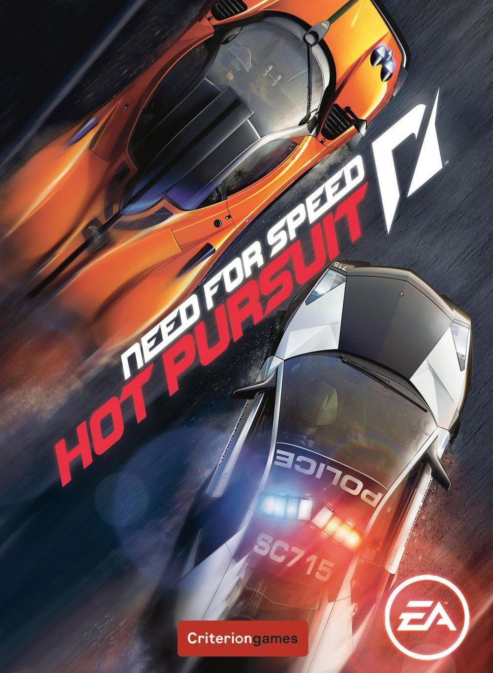 Need for Speed : Hot Pursuit (2010)  - Jeu vidéo streaming VF gratuit complet