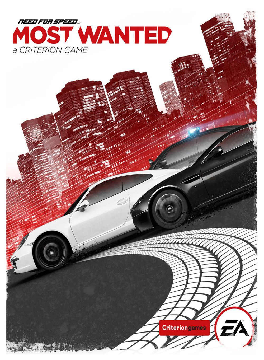 Need for Speed : Most Wanted (2012)  - Jeu vidéo streaming VF gratuit complet