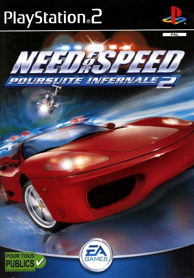 Need for Speed : Poursuite infernale 2 (2002)  - Jeu vidéo streaming VF gratuit complet