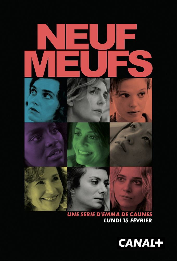Neuf meufs - Série (2021) streaming VF gratuit complet