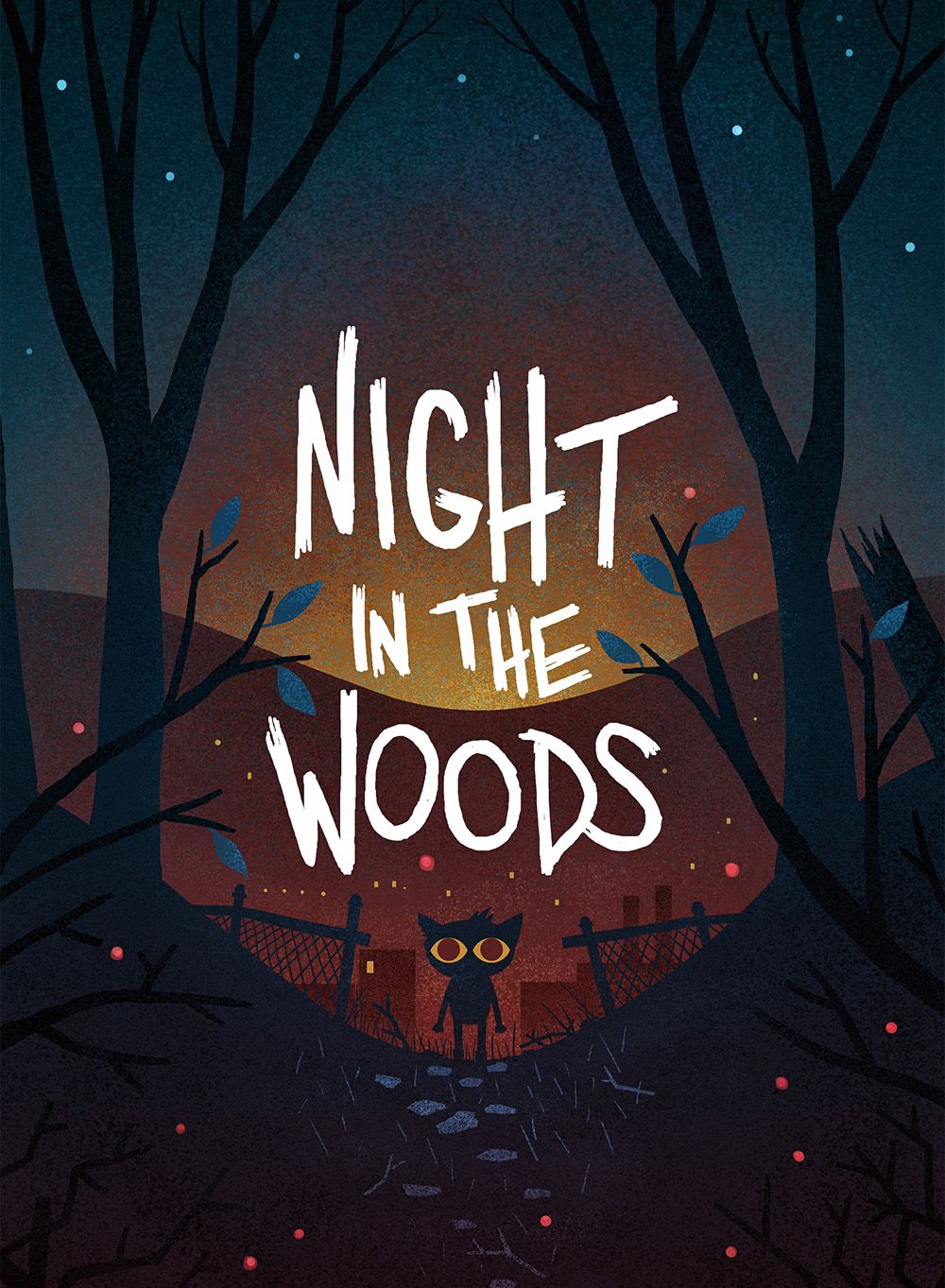 Night in the Woods (2017)  - Jeu vidéo streaming VF gratuit complet