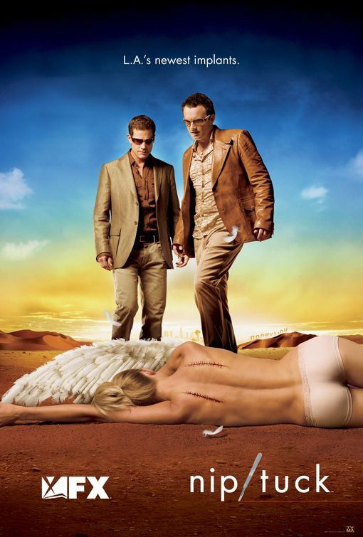 Nip Tuck - Série (2003) streaming VF gratuit complet