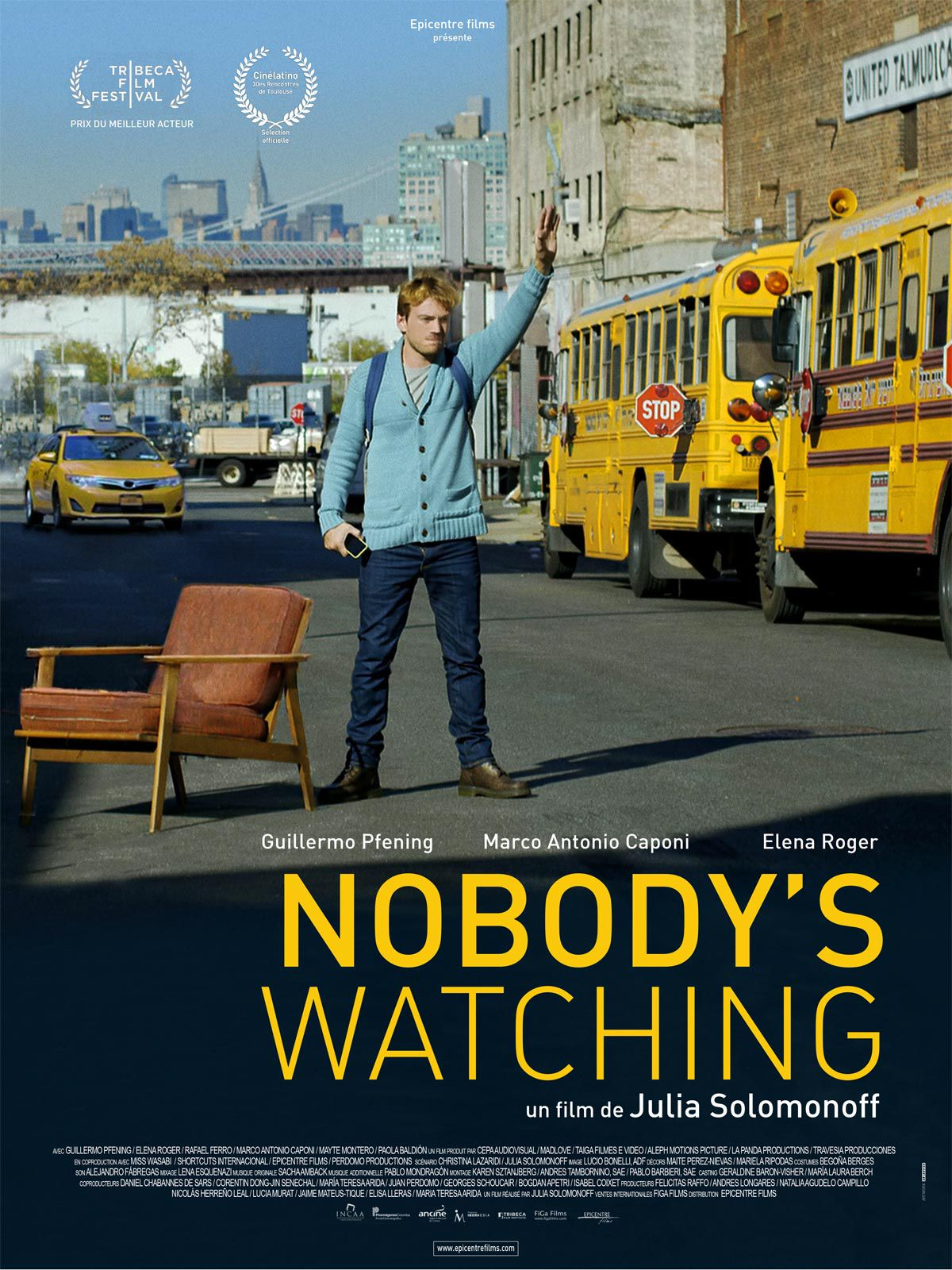 Nobody's Watching - Film (2018) streaming VF gratuit complet