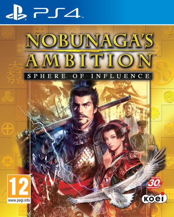 Nobunaga's Ambition : Sphere of Influence (2015)  - Jeu vidéo streaming VF gratuit complet