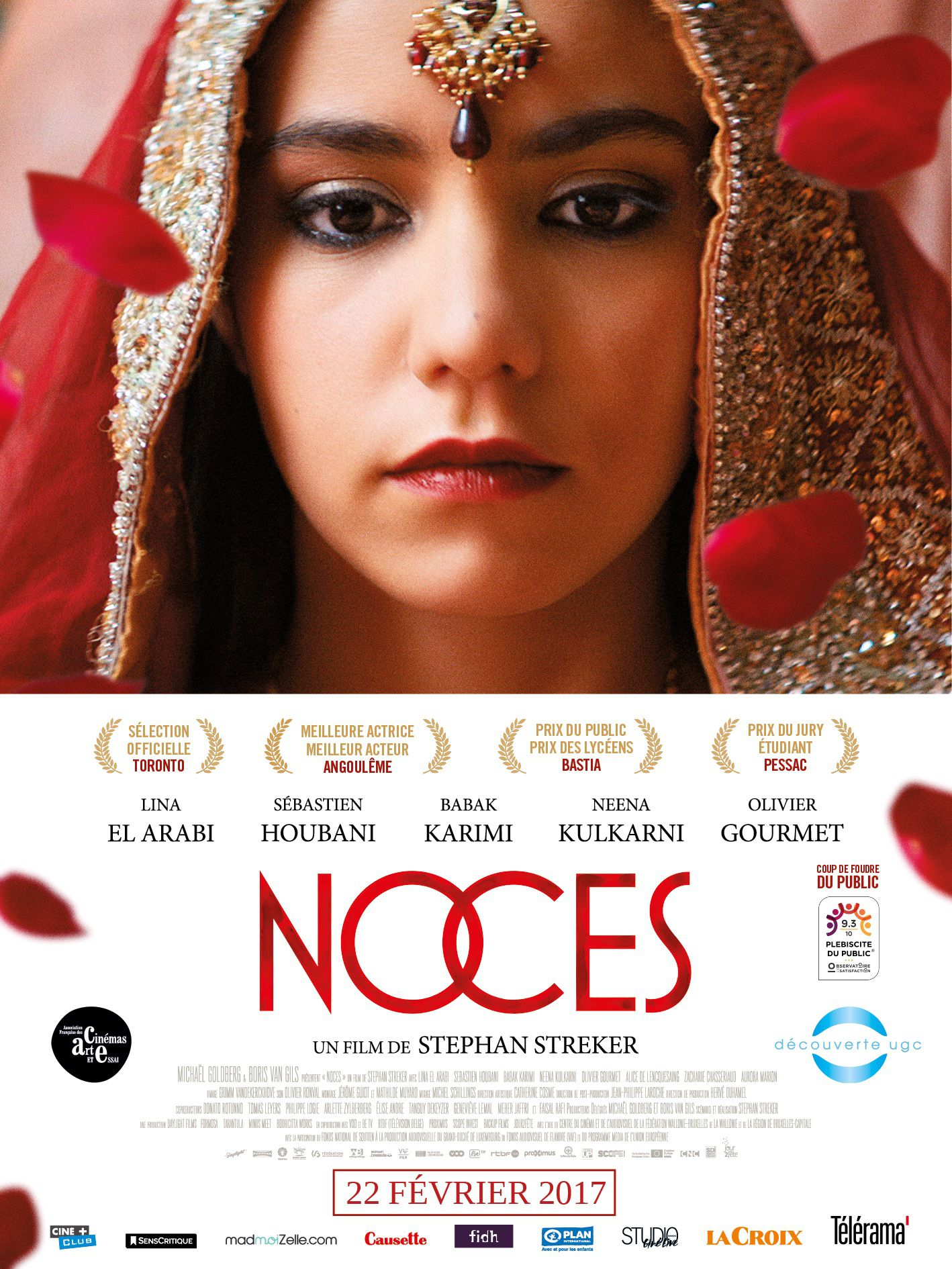 Noces - Film (2017) streaming VF gratuit complet
